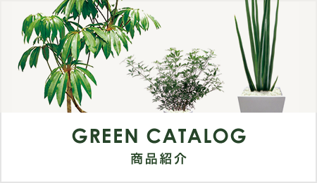 商品紹介 GREEN CATALOG